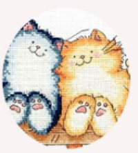 Margaret Sherry Collection Cross Stitch